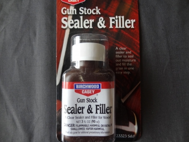 Gun Stock  Sealer&Filler 90ml
