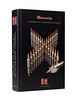 Hornady Handbook of Cartridge Reloading 10th Edition 99240