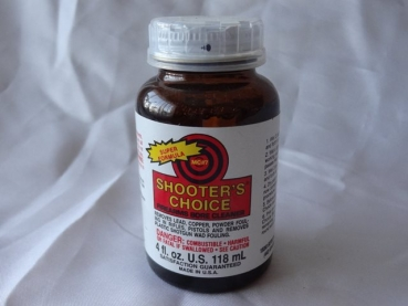 Shooters`Choice 118 ml Solvent