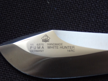 Puma Withe Hunter