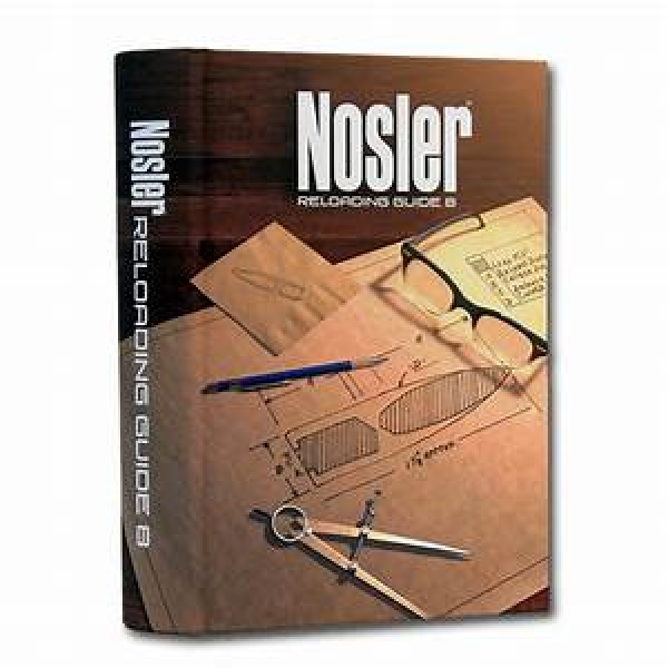 NOSLER Reloading Guide NO.8